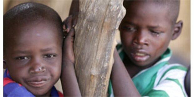 Angeblich noch 74 Kinder aus dem Sudan entführt