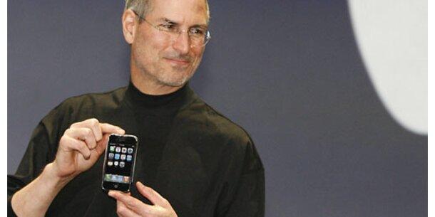 Börse bejubelt iPhone