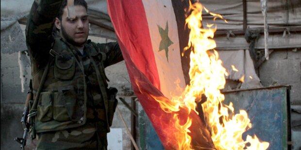 Rebellen boykottieren Syrien-Konferenz