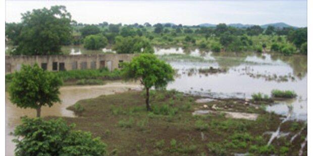 Mindestens 200 Tote bei Überschwemmungen in Afrika