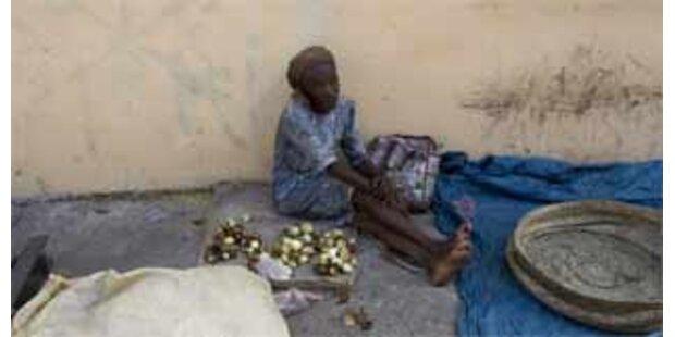 17 Millionen Menschen am Horn von Afrika hungern