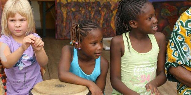 Afrikatage: Musik und Unterhaltung