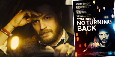 """Tom Hardy in """"No Turning Back"""""""