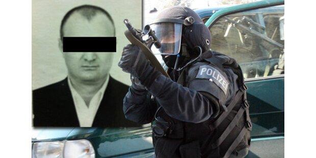 Cobra fasst russischen Serienkiller in Wien