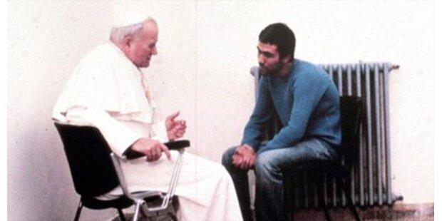 Papst-Attentäter liebt Italienerinnen