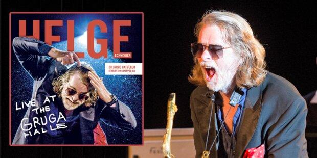 Helge Schneider begeistert mit Album