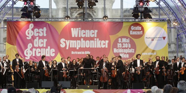 Wiener Symphoniker: Tour mit Simone Young