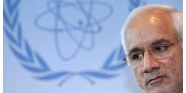 Chef der iranischen Atombehörde tritt ab