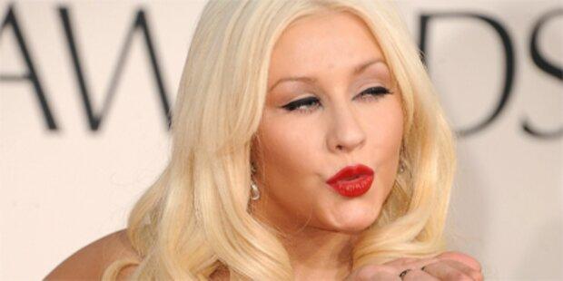 Aguilera in fremdem Bett erwischt