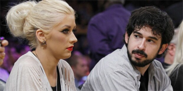 Christina Aguilera trennt sich von Ehemann