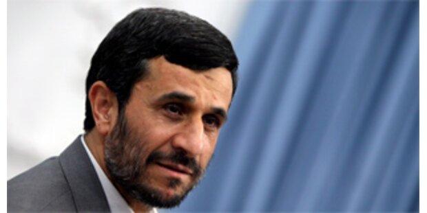 Ahmadinejad lobt USA für Gesprächsbereitschaft