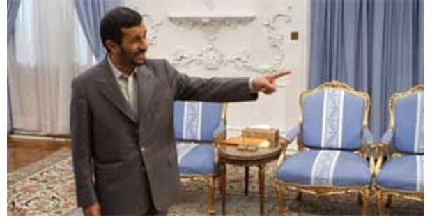 Ahmadinejad will nicht nachgeben