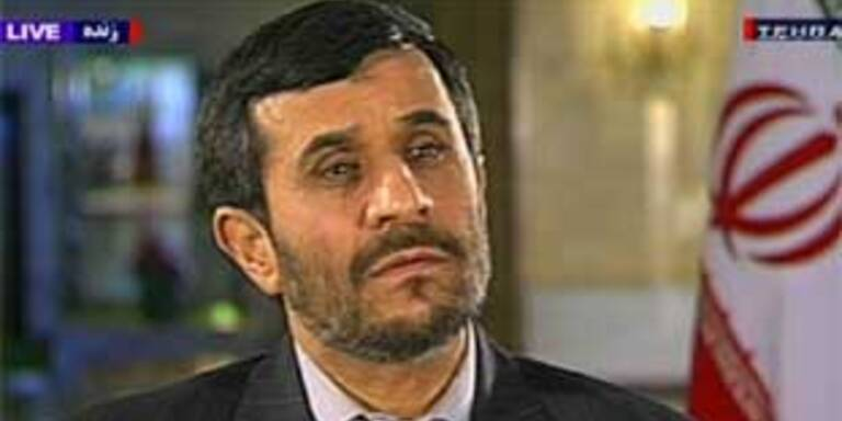 Irans Präsident Ahmadinejad