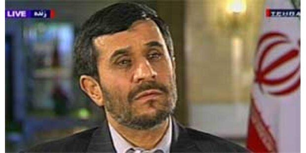 Iran setzt Atomprogramm
