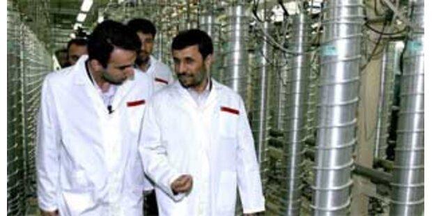 Iran hat neue Lösungen für Atomstreit