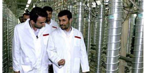 Irans Atomprogramm: Gespräche gescheitert