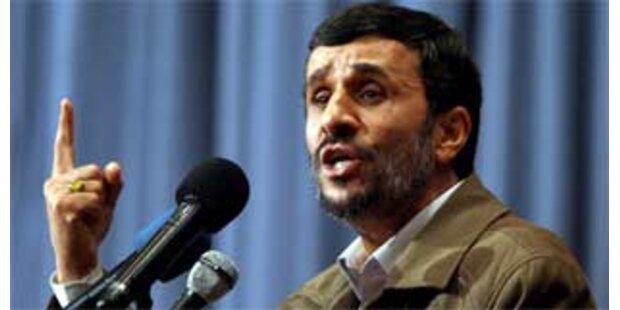Ahmadinedschad misstraut 9/11-Anschlägen