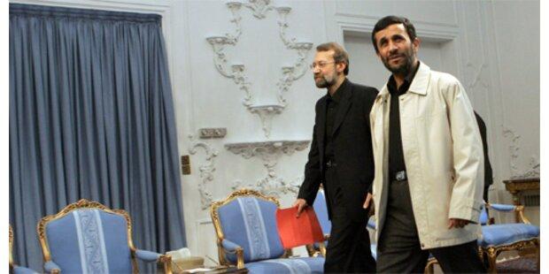 Iran könnte in drei Jahren Atombombe besitzen