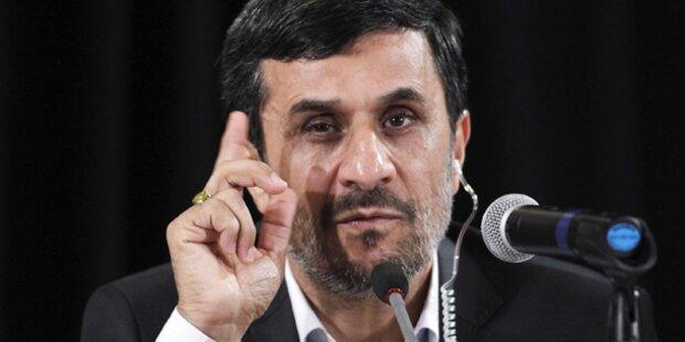 Teheran treibt Nuklearprojekt voran