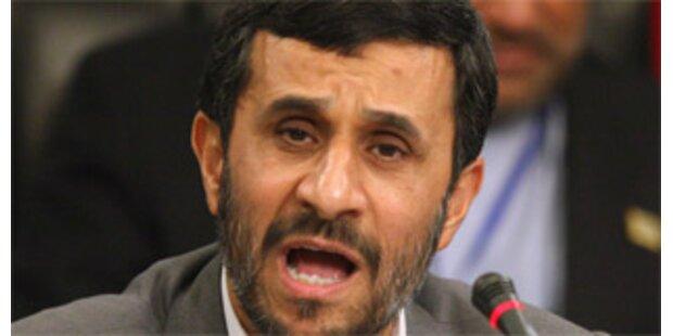 Ahmadinejad gratuliert Österreich zum Nationalfeiertag