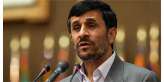 Ahmadinejad wettert gegen USA und Israel