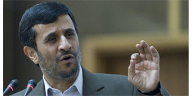 Iran hat ausreichend Material für eine Atombombe