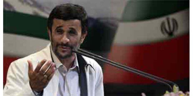 Mehrere Länder bieten Iran Uran an