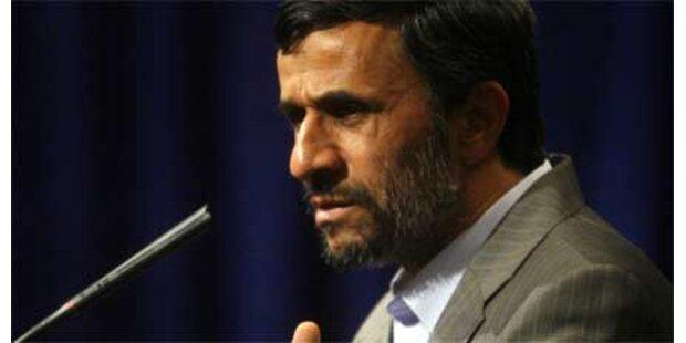 Khamenei verweigert Ahmadinejad Kuss