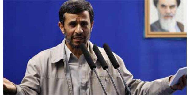 Moskau kritisiert Ahmadinejad
