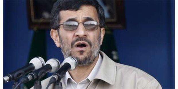 Ahmadinejad warnt Israel vor Angriff