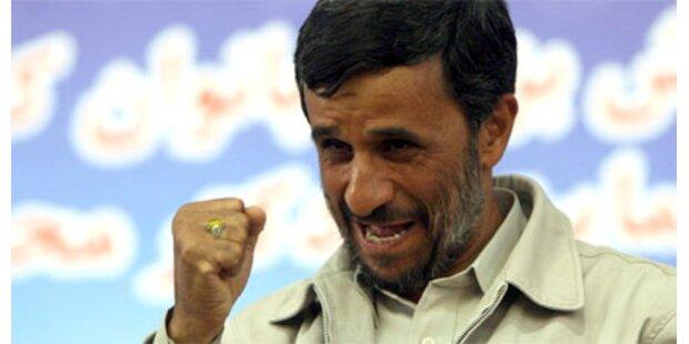 USA weisen Iraner Ultimatum zurück