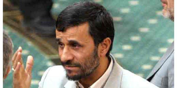 Ahmadinejad will Taliban nicht unterstützen