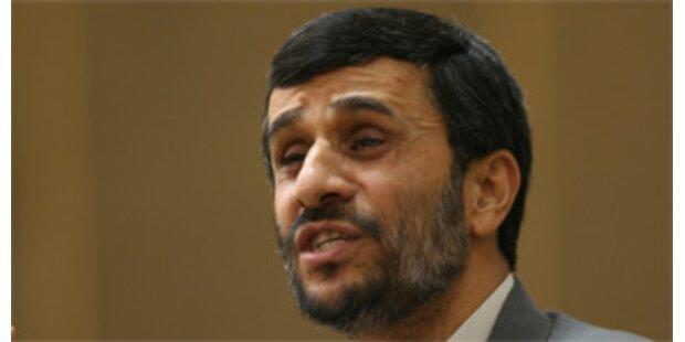 Ahmadinejad nennt Israel