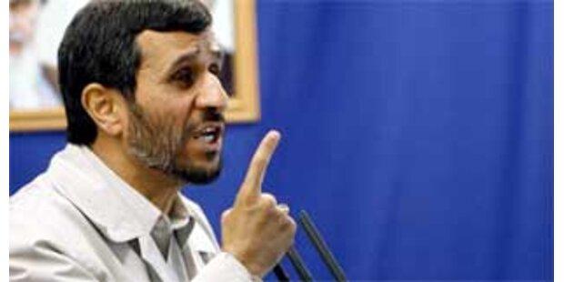 Prügelei vor Ahmadinejad-Rede in Teheraner Uni
