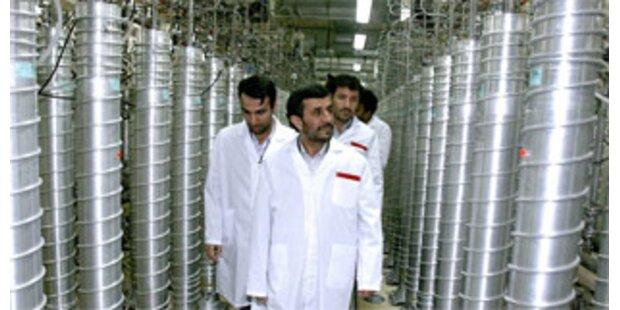Iran rüstet sein Atomprogramm auf