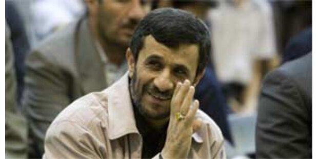 Ahmadinejad will Israel nach Alaska verlegen