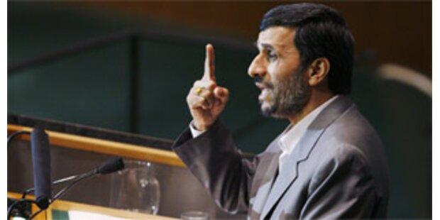 Ahmadinejad erwartet positive Signale aus den USA