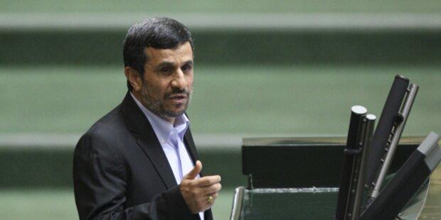 Ahmadinejad will Holocaust-