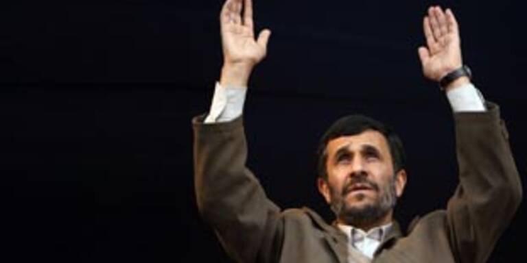 Iran wirft den USA Atom-Spionage vor