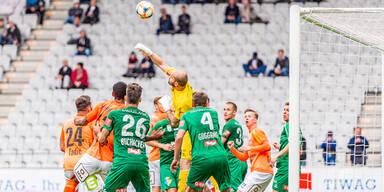 Hartberg kehrt mit 1:0 bei Tirol auf Siegerstraße zurück