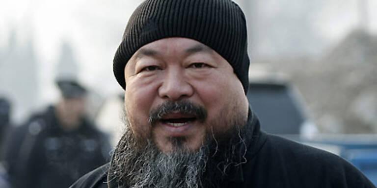 Verbotener Blog von Ai Weiwei als Buch