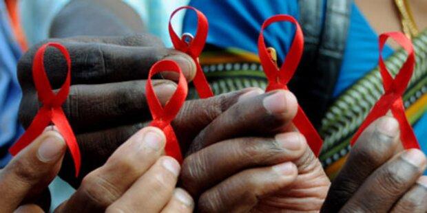 Jede dritte Schwangere HIV-infiziert