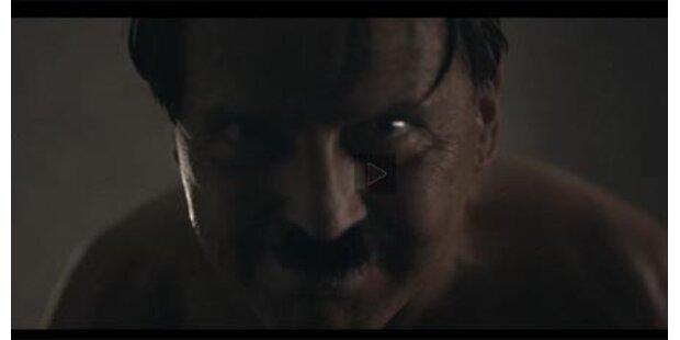 Aids-Video mit Hitler-Imitator gesperrt