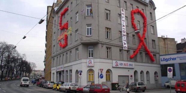 Aids-Hilfe-Haus als Zentrum des Kampfes