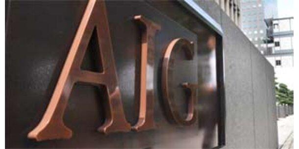 AIG droht 60-Mrd-Dollar-Quartalsverlust