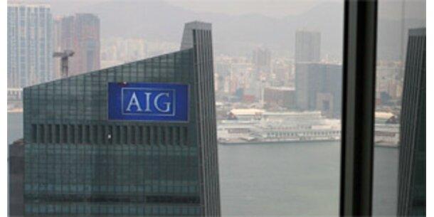 AIG-Direktorium stimmte für neuen Rettungsplan