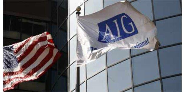 USA wollen Hilfsgelder von AIG zurück