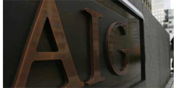 Affäre um AIG-Boni weitet sich aus