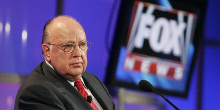 Fox-News-Gründer Roger Ailes ist tot