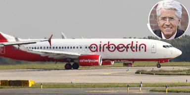 TV-Star wettert gegen Air Berlin